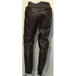 Pantaloni moto in pelle Yes Fiji