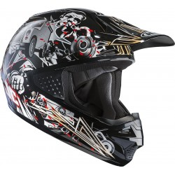Casco cross HJC Cs MX Iamlegend MC-5
