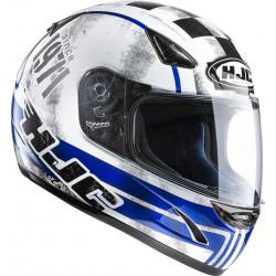 Casco HJC CS 14 Check 71 MC2