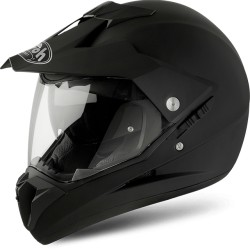 Casco AIROH S5 COLOR BLACK MATT