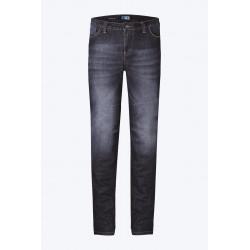 Jeans moto da donna PMJ LEGEND LADY colore unico