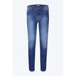 Jeans moto leggins PMJ SKINNY WOMAN unico
