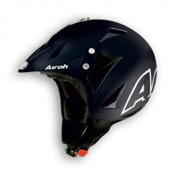Casco trial AIROH EVERGREEN Nero opaco