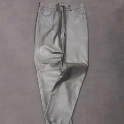 Jeans Spidi in pelle modello Boston