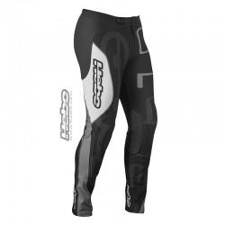 Pantaloni HEBO da Moto Trial TECH 10 Nero