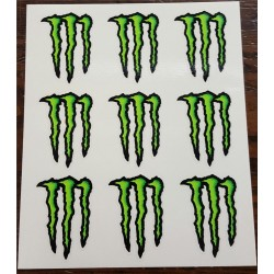 Kit adesivi MONSTER ENERGY