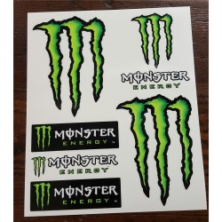 Kit adesivi MONSTER ENERGY DRINK