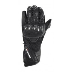 Guanti racing moto IXS Rocket black