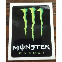 Adesivo MONSTER ENERGY 4R