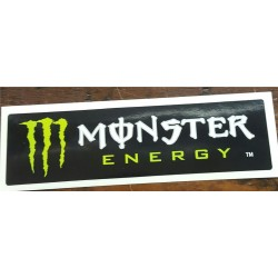 Adesivo MONSTER ENERGY