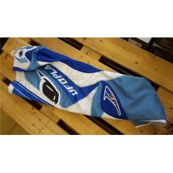 Pantaloni UFO PLAST Pulse blu/azzurro/bianco
