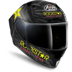 Airoh casco moto Valor ROCKSTAR Matt VARK35