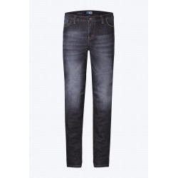 Jeans moto da donna PMJ LEGEND LADY colore unico