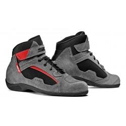 Scarpa SIDI modello DUNA colore nero/grigio/rosso