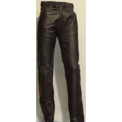 Jeans in pelle Dainese Frontier da donna