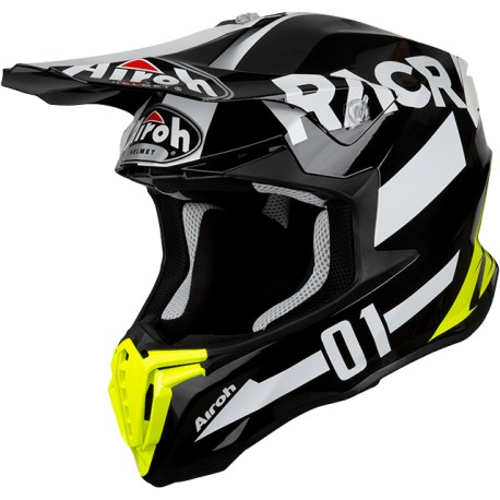 Airoh Twist RACR gloss