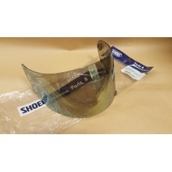 Visiera SHOEI originale modello CX-1 SPECTRA GOLD