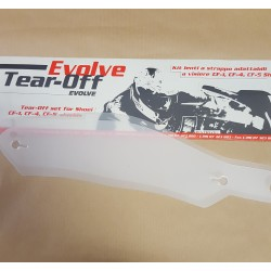 Kit SHOEI lenti a strappo TEAR-OFF