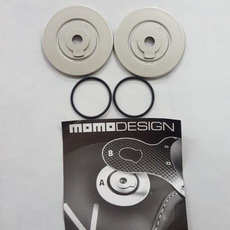 Supporti MOMO DESIGN per ricambio visiera casco Fighter