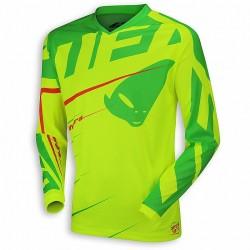 Maglia Motocross Enduro Ufo Hydra Jersey giallo fluo