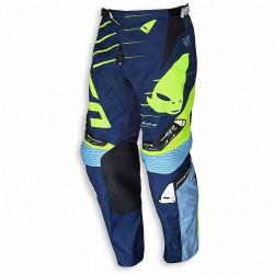 Pantalone Mini Motocross Ufo Plast Hydra Blu
