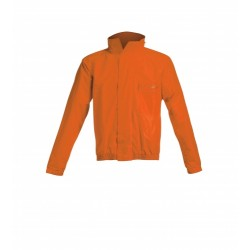 Completo antipioggia ACERBIS RAIN SUIT LOGO nero arancione