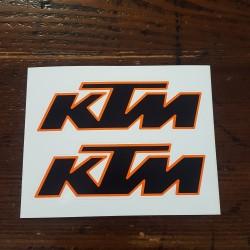 Adesivi KTM
