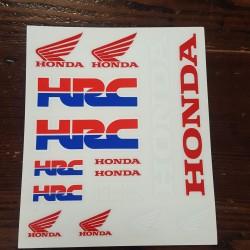 Kit adesivi HONDA HRC