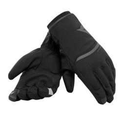 DAINESE  PLAZA 2 D-DRY GLOVES D-DRY® nero