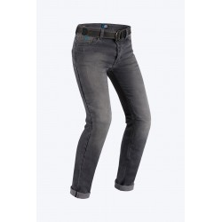 Jeans PMJ JEANS CafeRacer colore grigio