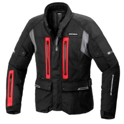 Giacca SPIDI H2Out Traveler 3 rosso