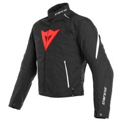 Giacca DAINESE LAGUNA SECA 3 D-DRY® JACKET D-DRY® Black/Lava-Red/White