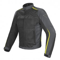 Giacca estiva DAINESE  HYDRA FLUX D-DRY® D-DRY® giallo fluo