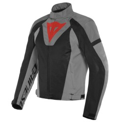 DAINESE  LEVANTE AIR TEX JACKET Black/Anthracite/Charcoal-Gray