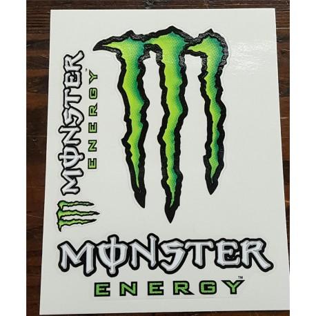 Kit adesivi MONSTER ENERGY 4R