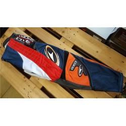 Pantaloni Axo Sport Nickel '08 blu/rosso/arancione
